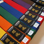 High Quality Karate Belts by Tokon