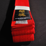 Tokon Martial Arts Supply Red Belt 1